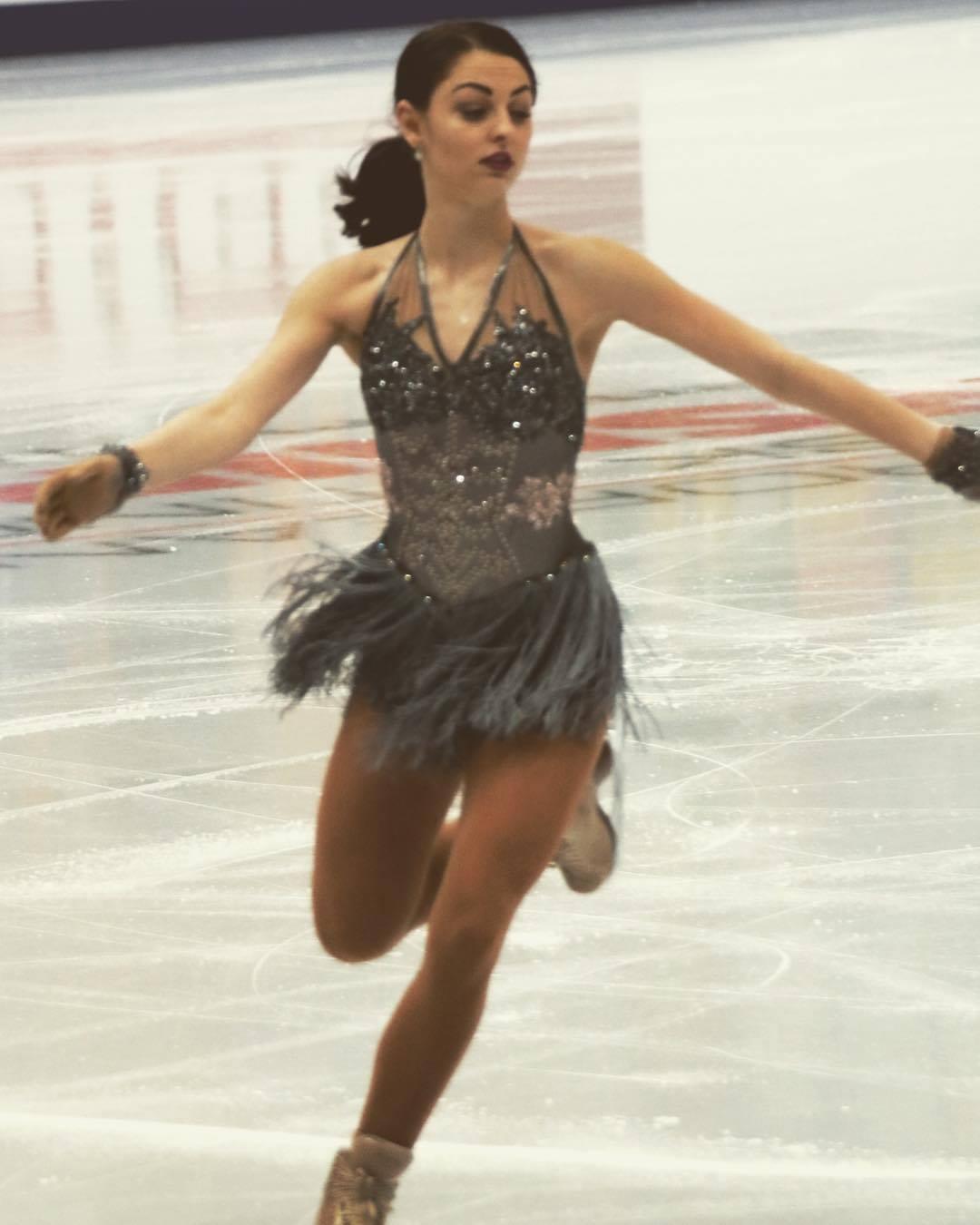 Julia Sauter a reuşit o performanţă uriaşă pentru patinajul românesc. Pe ce loc s-a clasat în finala Campionatului European