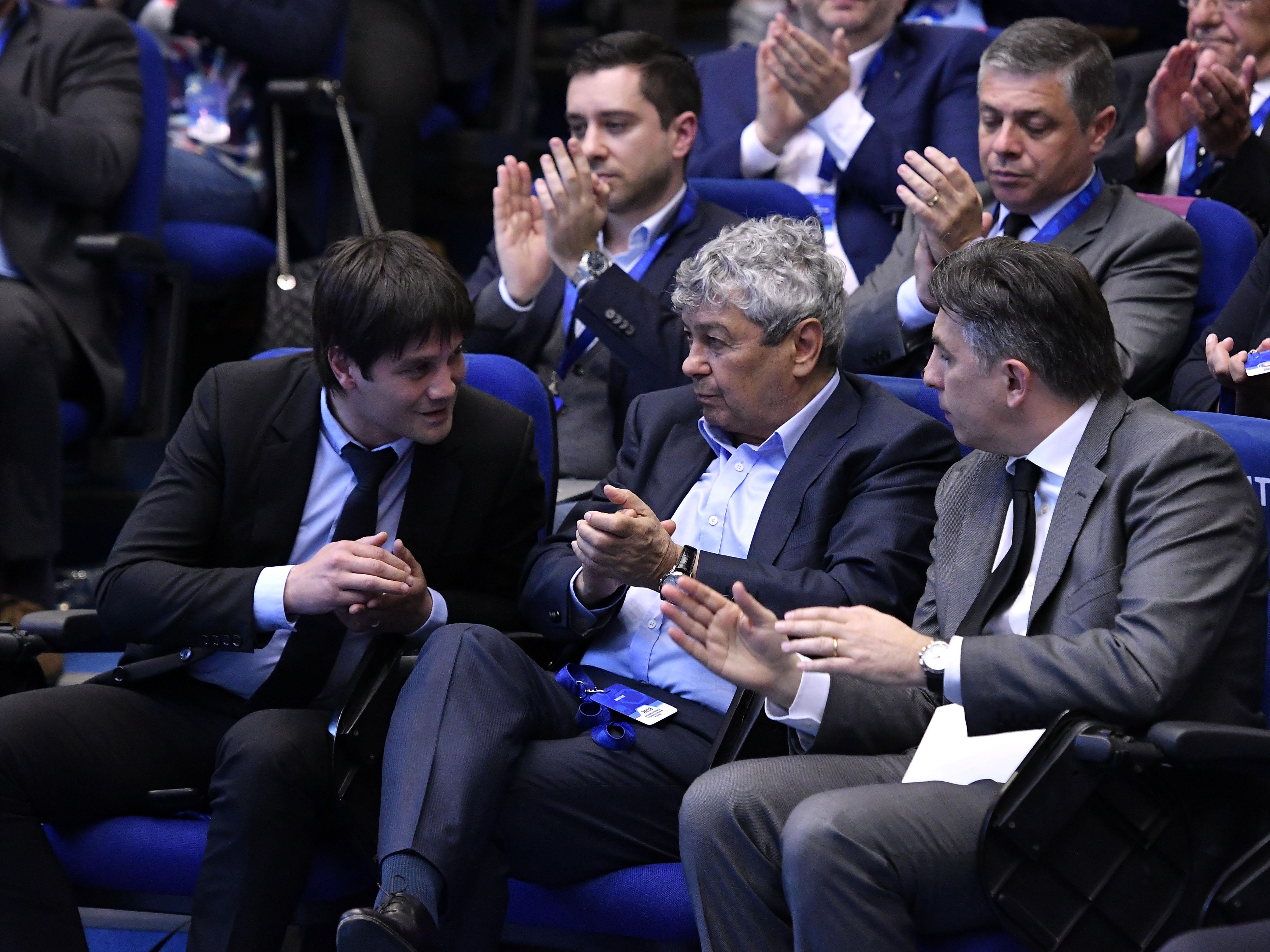 Mircea Lucescu şi Ionuţ Lupescu, pe banca lui Fenerbahce! Mutarea anului