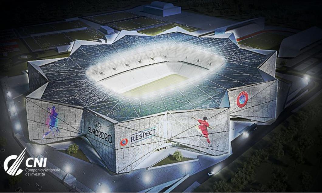 Cum va arăta stadionul Steaua din Ghencea. Prima machetă a fost lansată în 2018