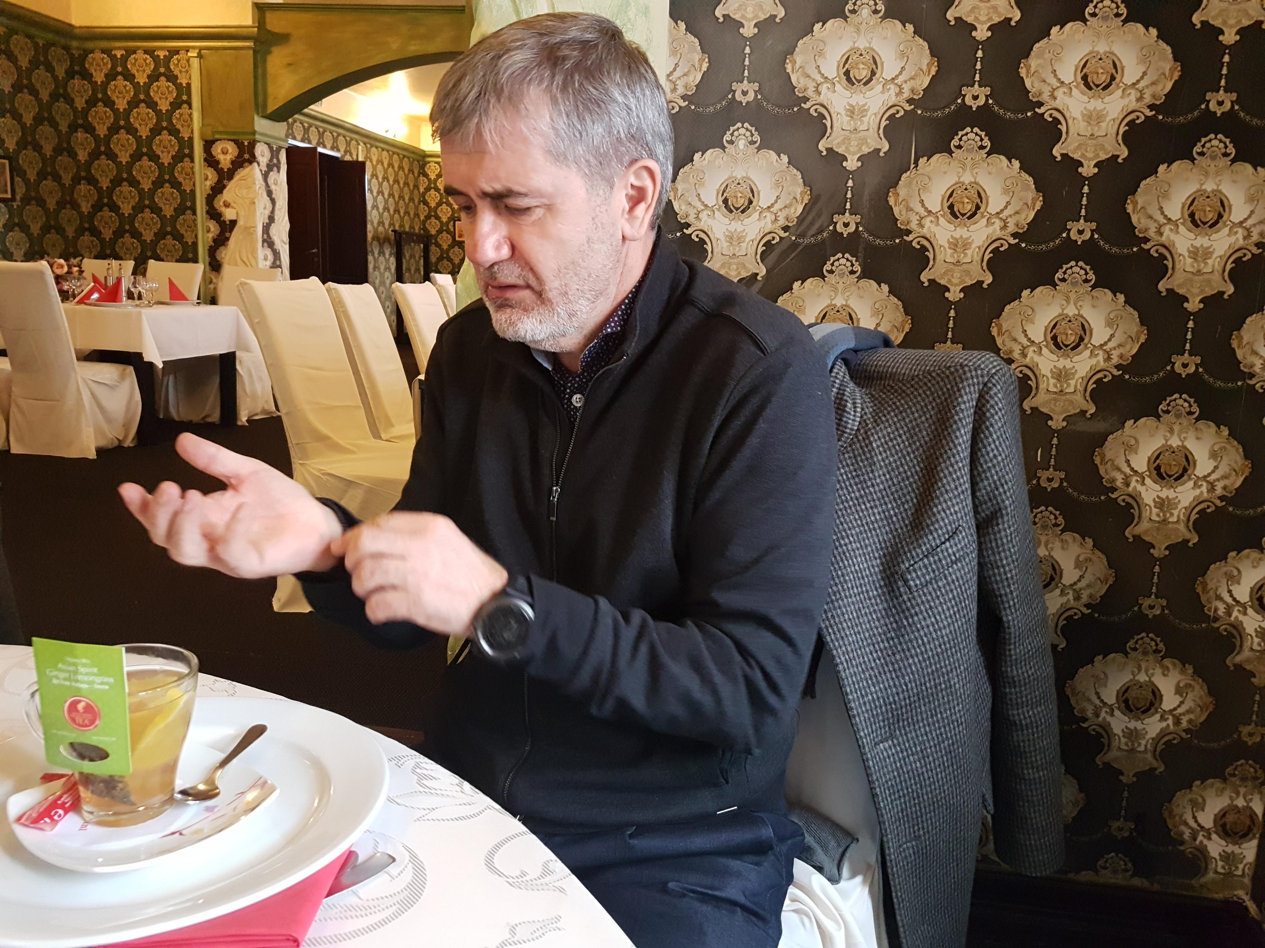 Valeriu Iftime, interviu exclusiv FANATIK: