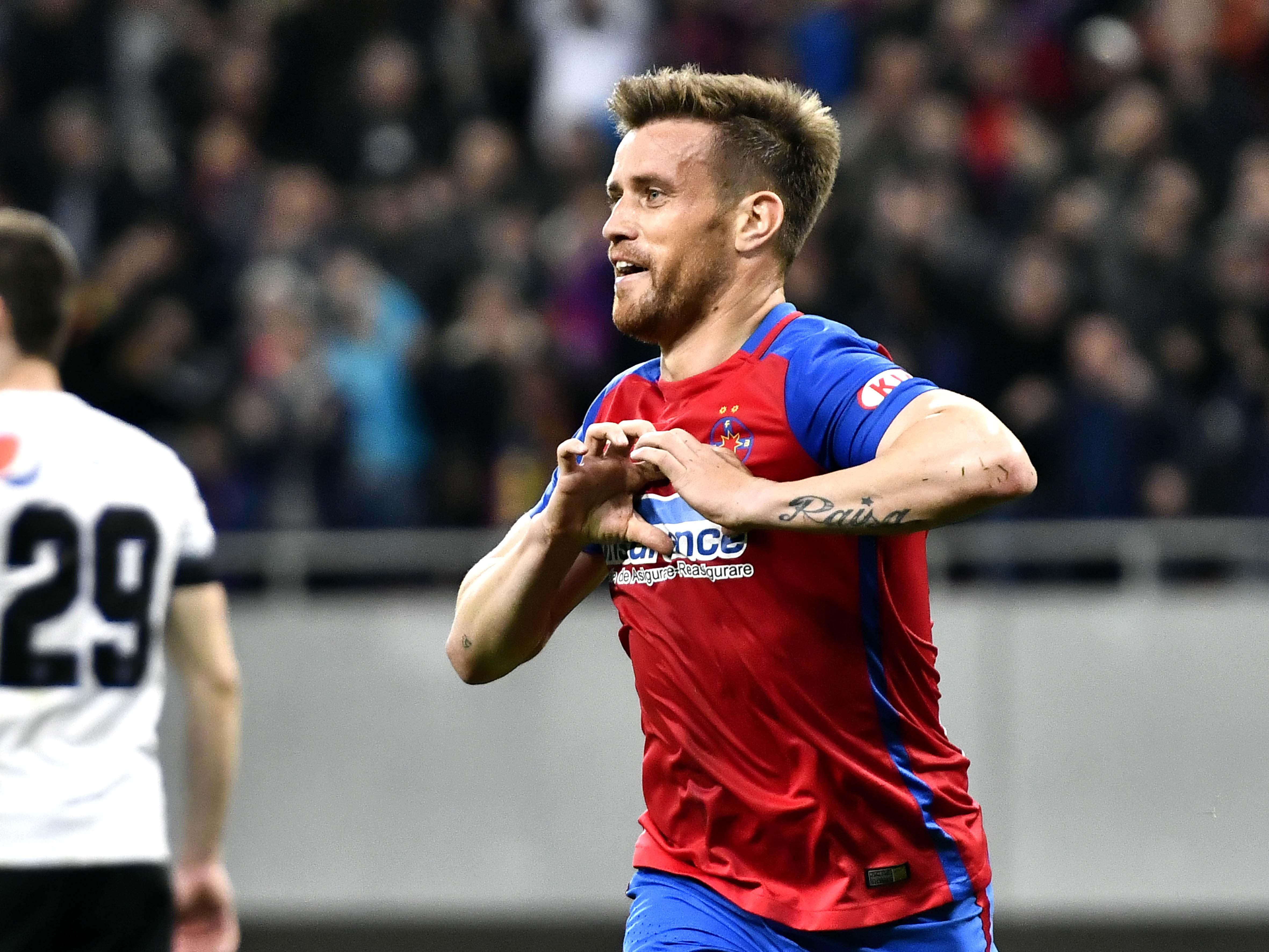 Bogdan Planic a pierdut banderola de căpitan la FCSB