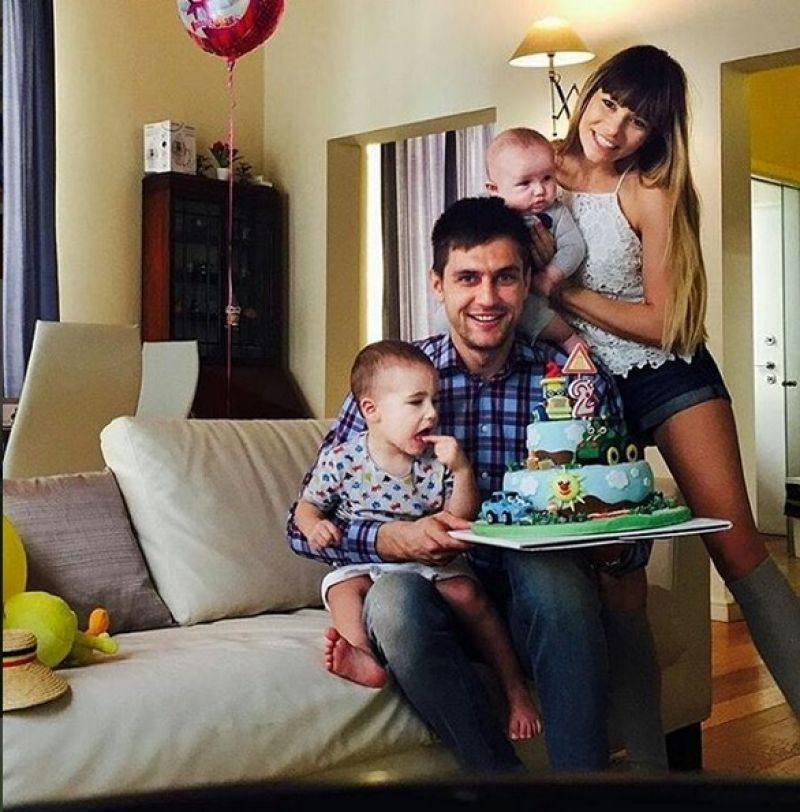 Ciprian Tătărușanu, tată pentru a treia oară! Tătărușanu și familia