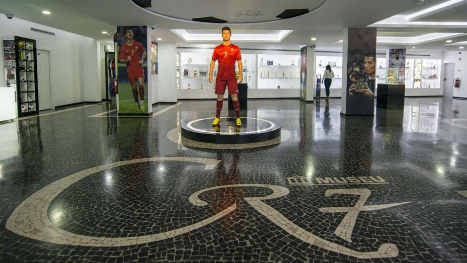 Muzeul lui Cristiano Ronaldo