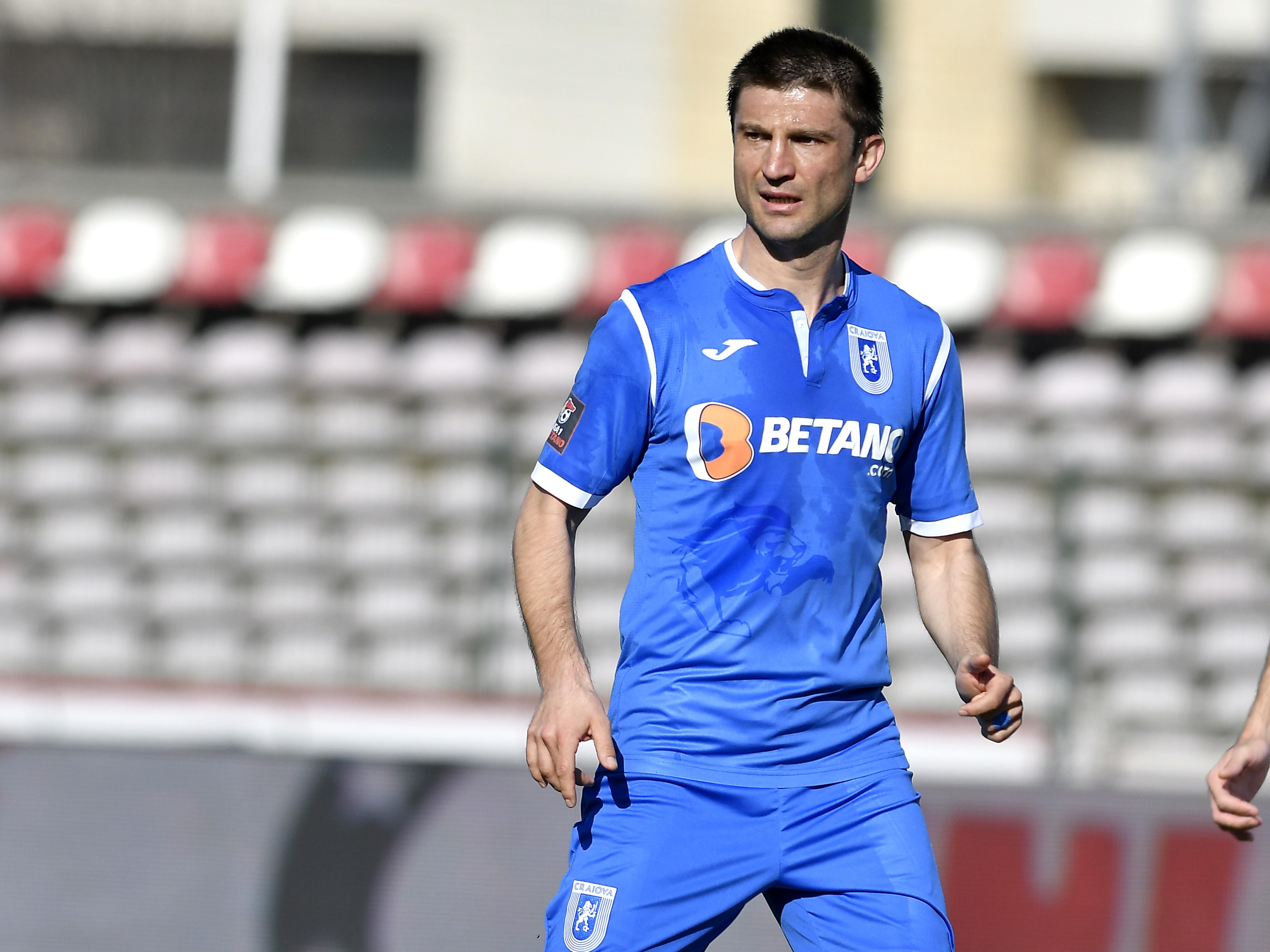 Interviu eveniment cu Andrei Cristea înainte de FCSB - U Craiova. Ce spune despre lupta la titlu