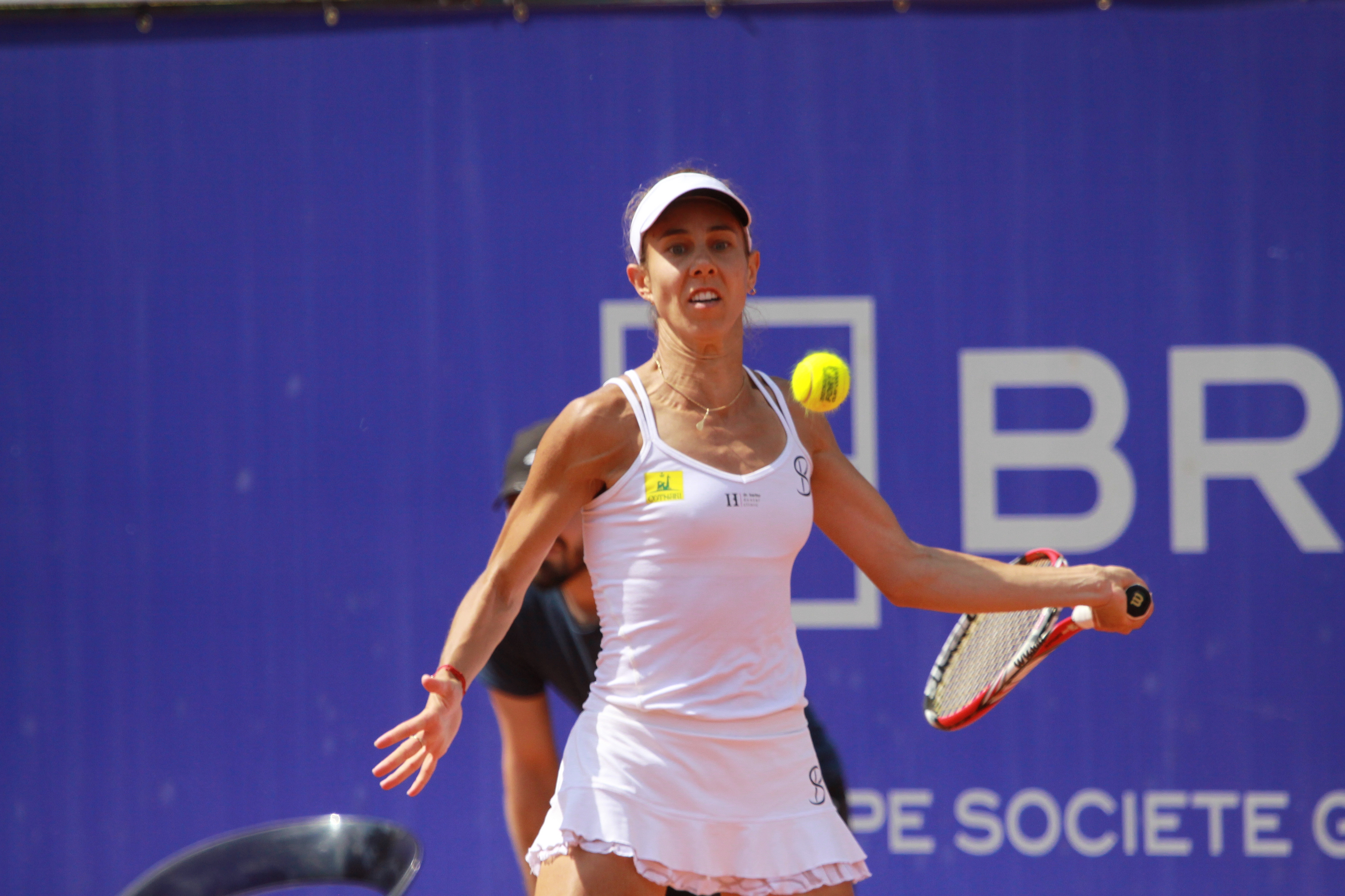 Mihaela Buzarnescu, la BRD Bucharest Open