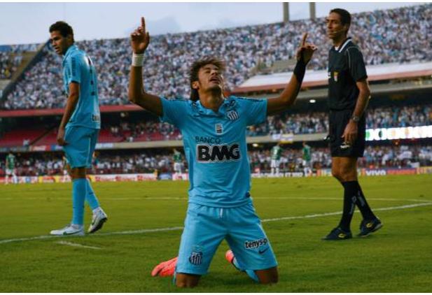 Neymar la borna 27. Bucuria și mulțumire lui Dumnezeu după ce a marcat la 20 de ani golul 100 al carierei