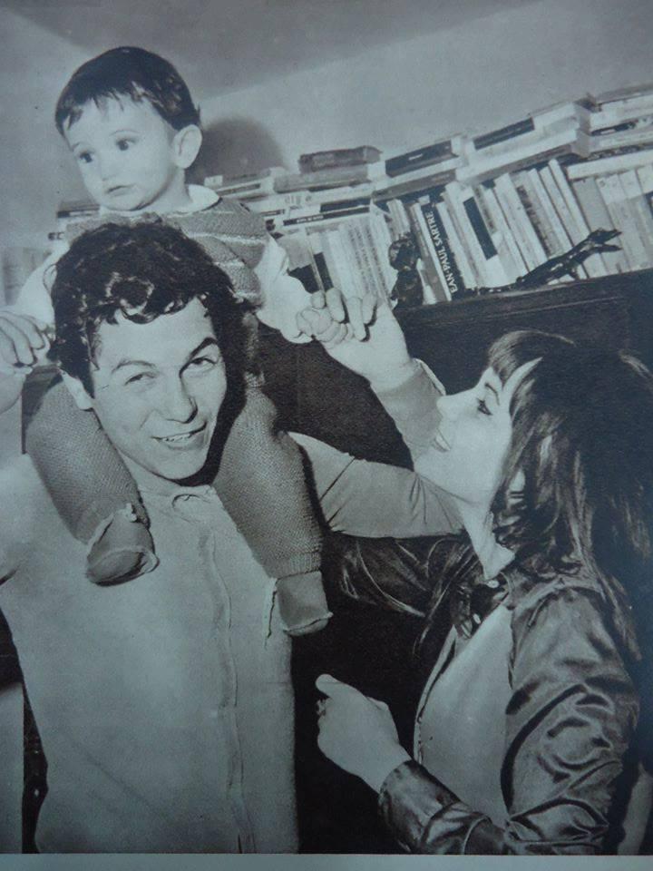 Răzvan Lucescu, Mircea Lucescu, Neli Lucescu, o familie meru unită