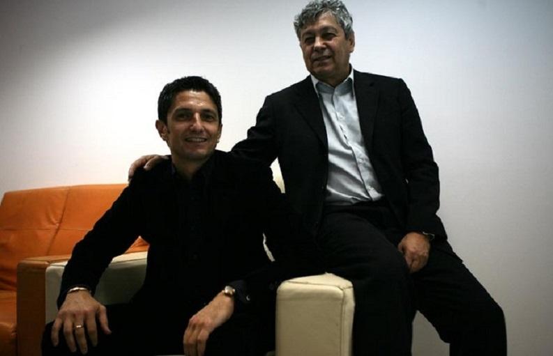 Răzvan și Mircea Lucescu, doi învingători care nu s-au săturat de succes încă, la 50, respectiv 74 de ani