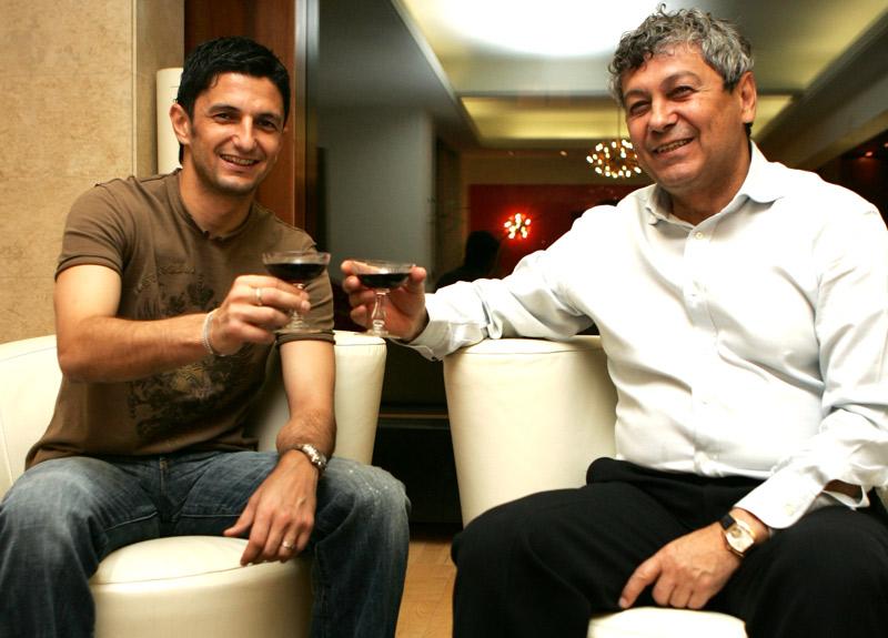"""Răzvan și Mircea Lucescu s-au bucurat întotdeauna împreună la succesele fiecăruia. Răzvan mai are mult de """"recuperat"""""""