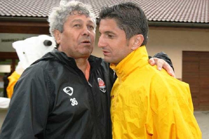 """Mircea și Răzvan Lucescu s-au """"intersectat"""" deseori pe terenul de """"bătaie"""", chir în meciuri unul împotriva celuilalt"""