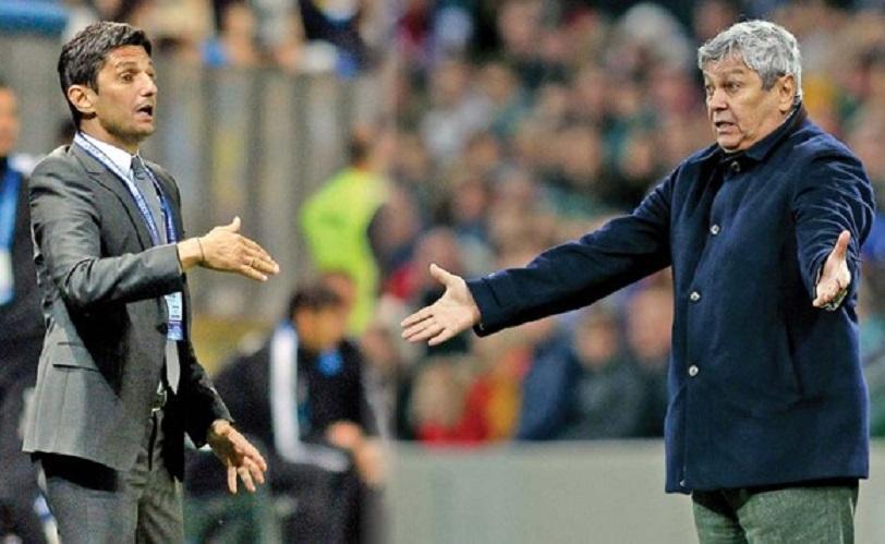 Pur și simplu Răzvan și Mircea Lucescu. Tată și fiu la curtea sportului- Rege, Măria Sa Fotbalul. Cu rezultate notabile amândoi