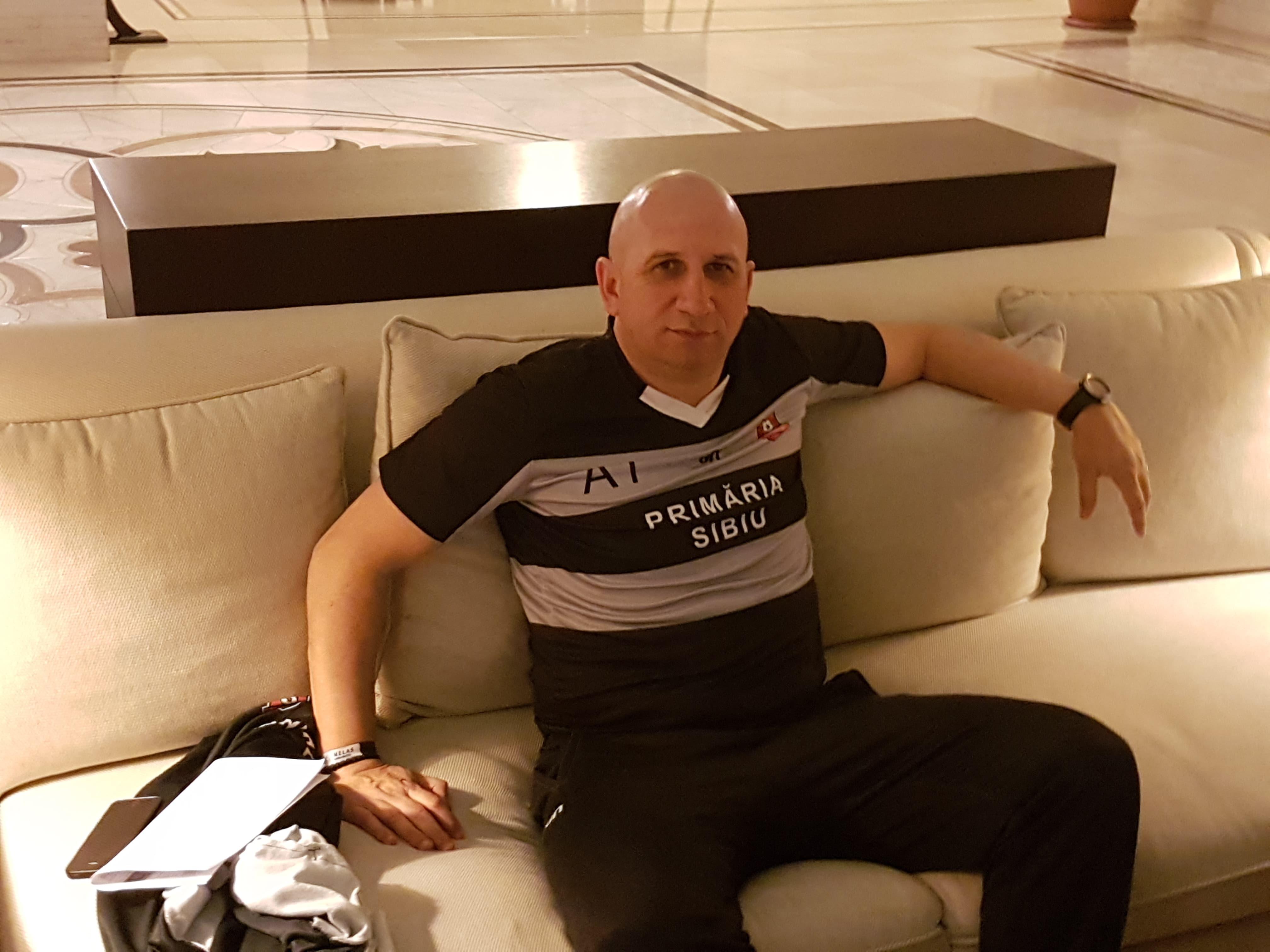 Vasile Miriuță interviu premium pentru Fanatik
