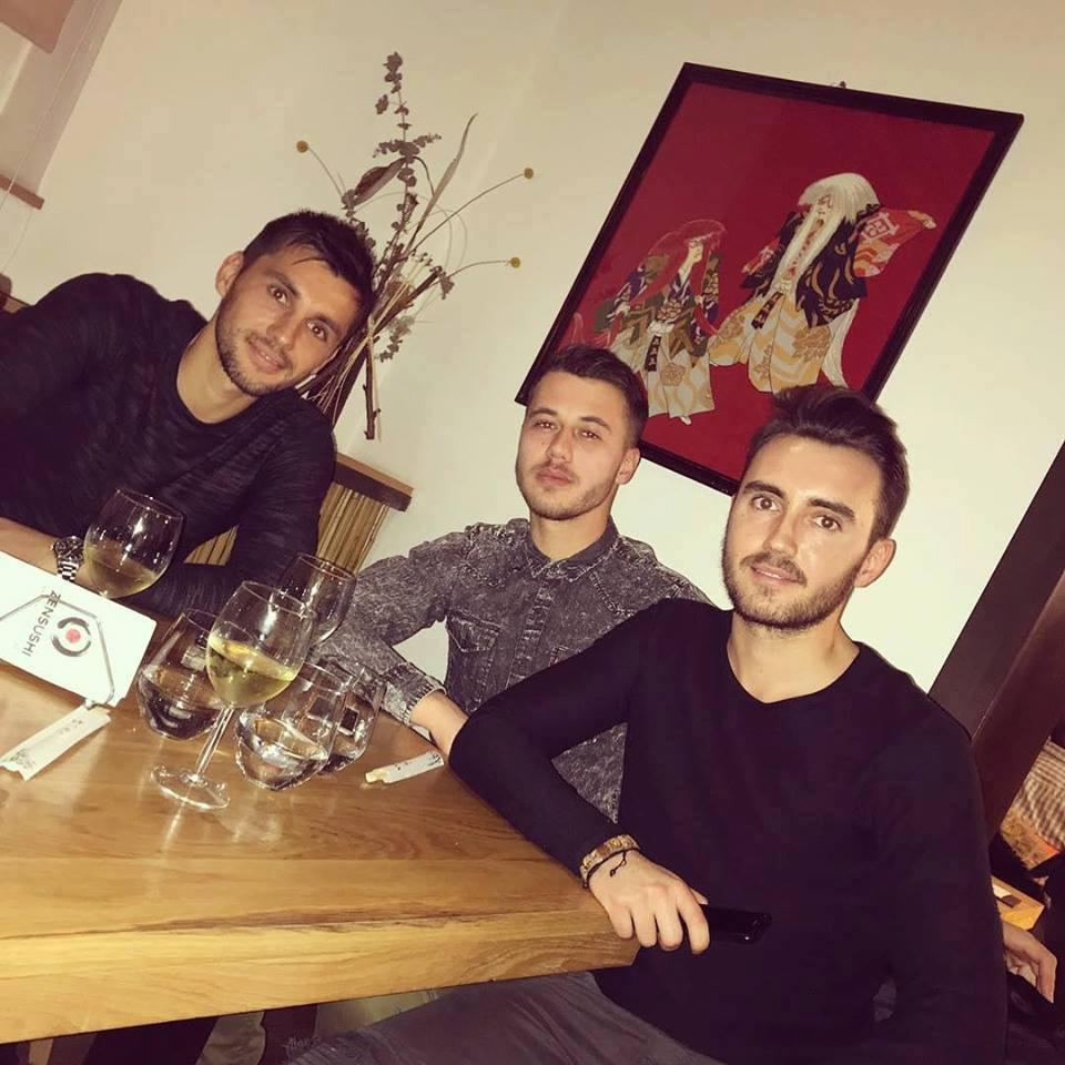 Florentin Matei și frații săi