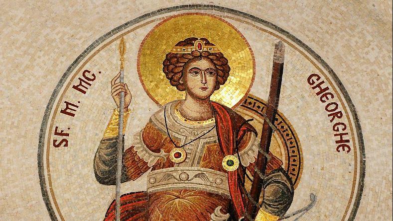 Biserica ortodoxă nu mai celebrează Sfântul Gheorghe pe 23 aprilie! Motivul pentru care sărbătoarea s-a mutat după Paşte