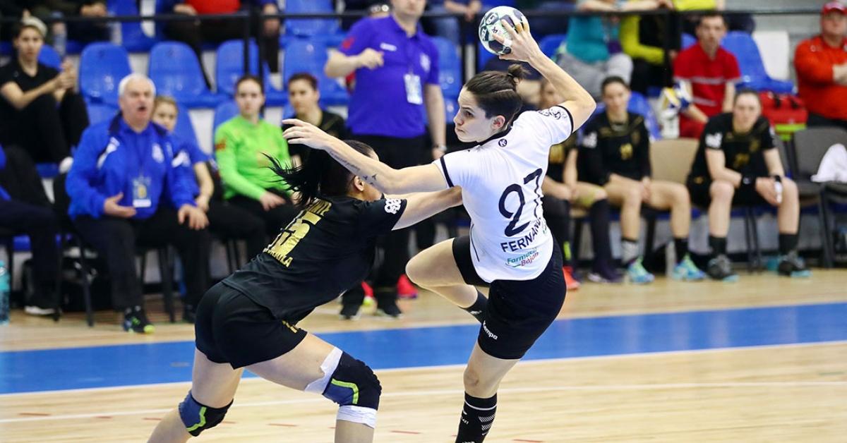 HCM Râmnicu Vâlcea - CSM București este finala pentru titlu., În ultimele două meciuri vâlcencele au câștigat în campionat la București și în finala Cupei României