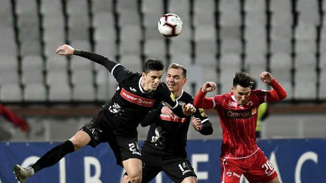 Jordan Mustoe cere 20.000 de euro să rezilieze acum cu Dinamo