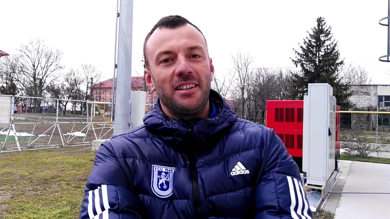 Mihai Dina acuză conducerea lui FC U Craiova 1948. Ce a spus într-un interviu în exclusivitate pentru FANATIK