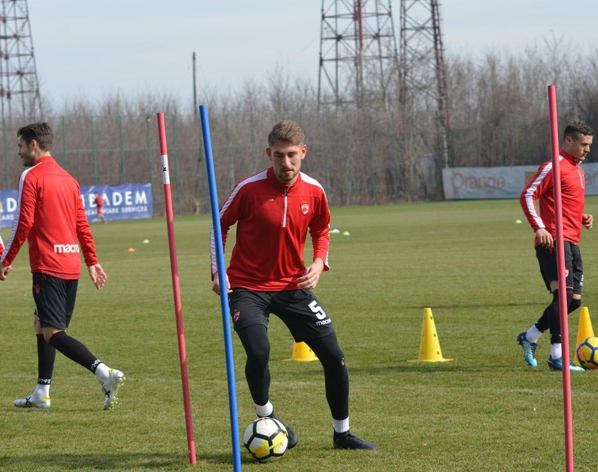 Marko Ehmann, transfer de la Dinamo la Farul
