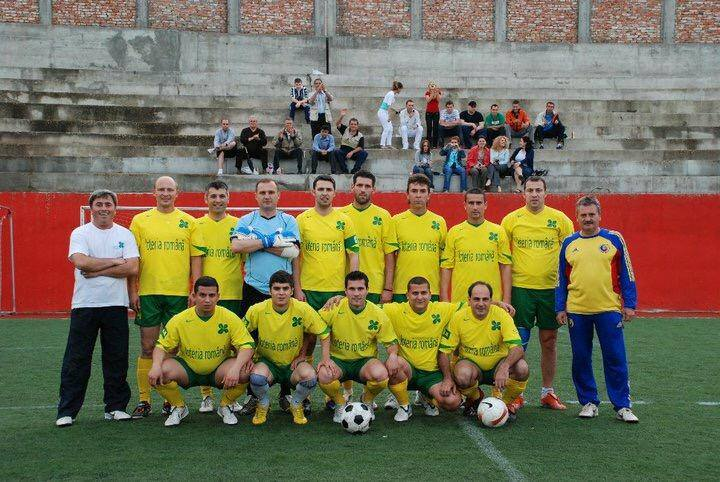 Alexandru Croitoru echipa de fotbal a Loteriei Române