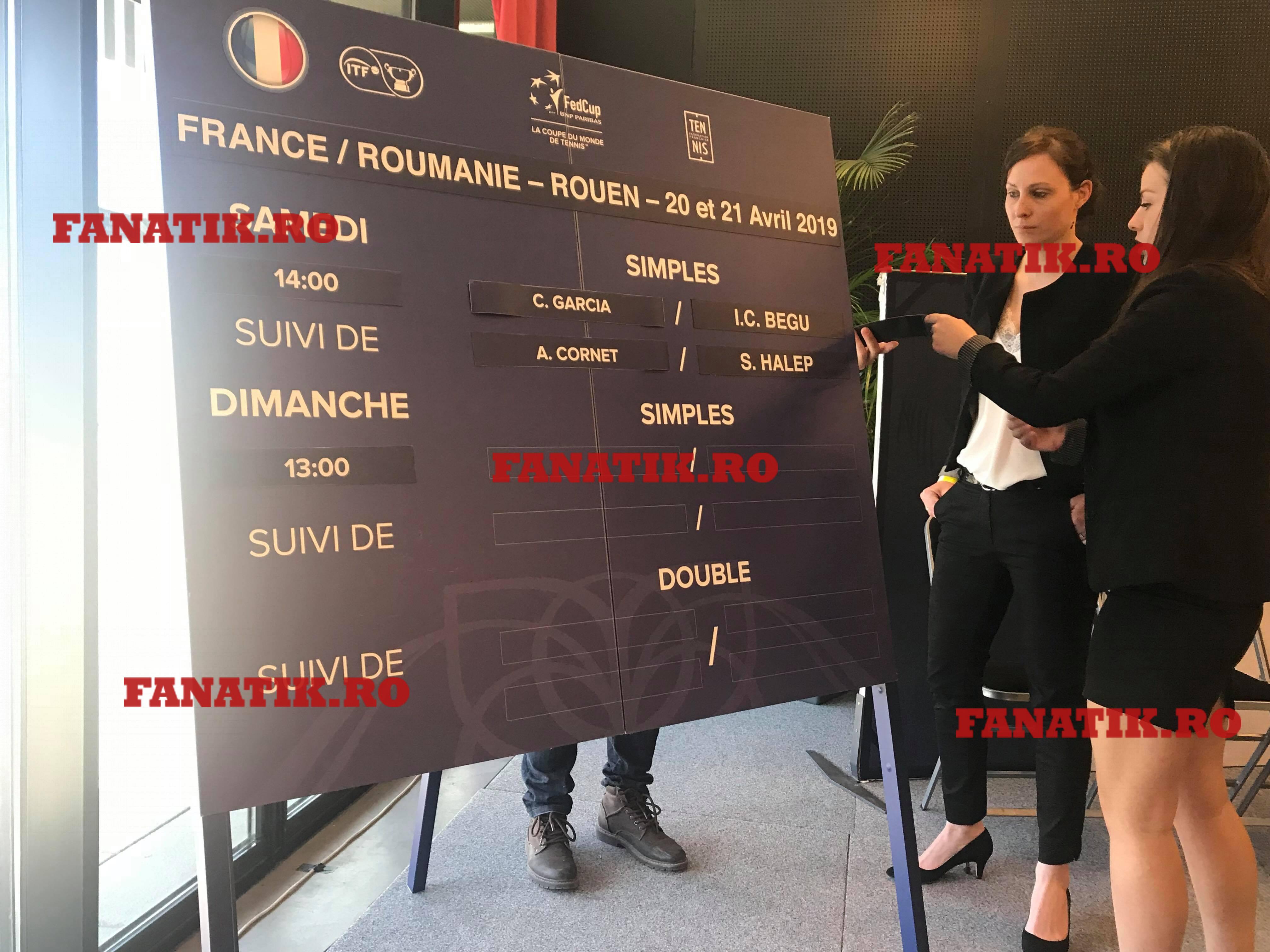 BREAKING NEWS Simona Halep si Mihaela Buzarnescu si-au aflat adversarele! Lovitura pentru Romania