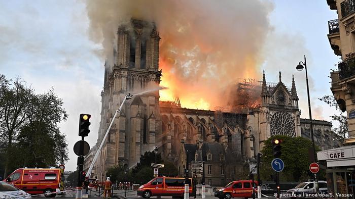Descoperire controversata, la Notre-Dame! Ce s-a intamplat cu putin timp inainte de incendiu