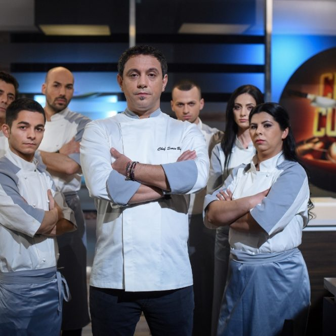 Noi concurenți, într-un sezon special al competiției Chefi la Cuțite
