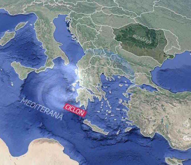Ce efecte produce apariția ciclonului