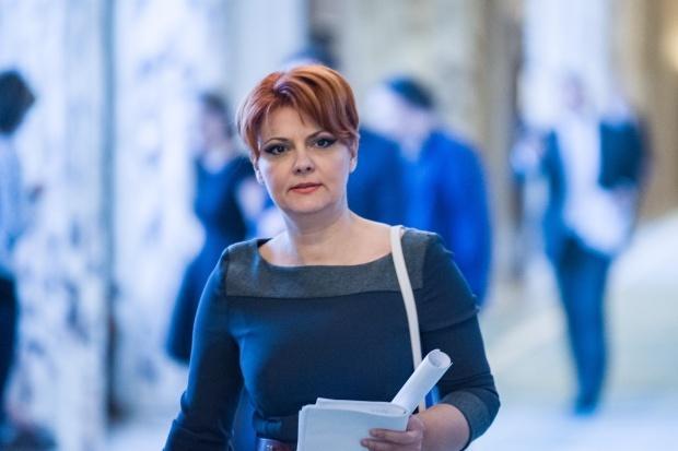 Sora Liei Olguța Vasilescu are grijă de fiul acesteia încă din 2017