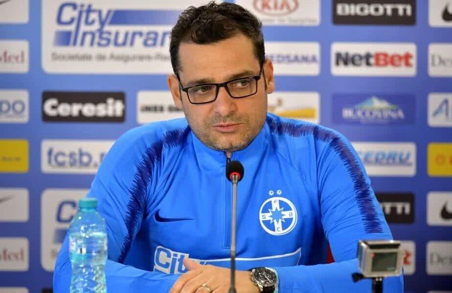 Claudiu Belu, primul interviu după ce a semnat cu FCSB. Exclusiv Fanatik