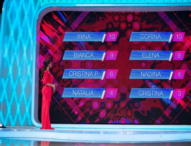 Cristina P eliminare Bravo ai stil