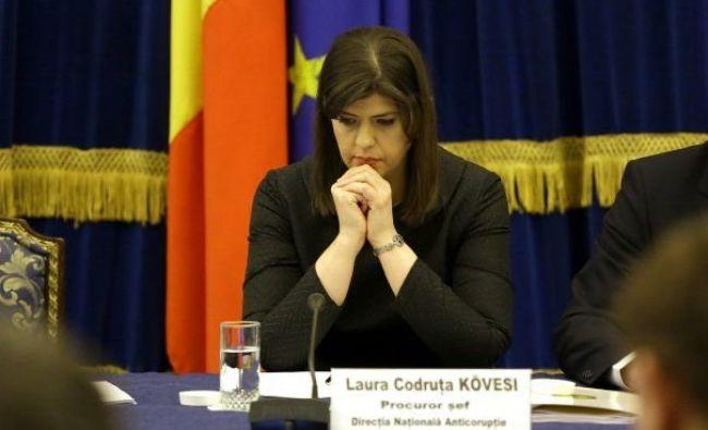 Veste DEVASTATOARE pentru Codruta Kovesi, de la procurori! Anuntul care ii da planurile peste cap