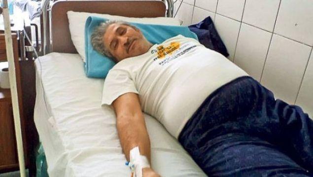 Jean Paler a fost internat în spital din cauza problemelor pe care le are cu inima