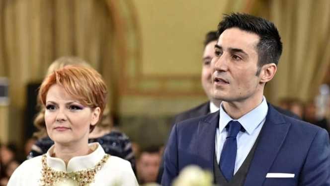 Lia Olguța și Claudiu Manda