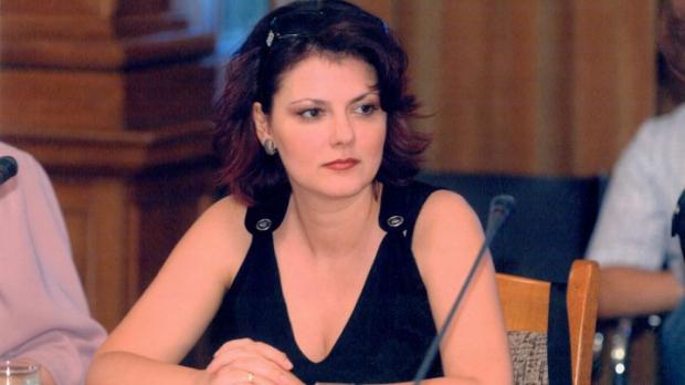 Lia Olguta Vasilescu tinerete