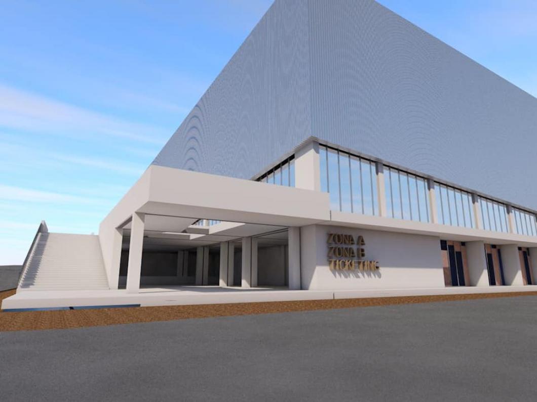 O nouă sală polivalentă, de 5.000 de locuri, va fi construită la Pitești