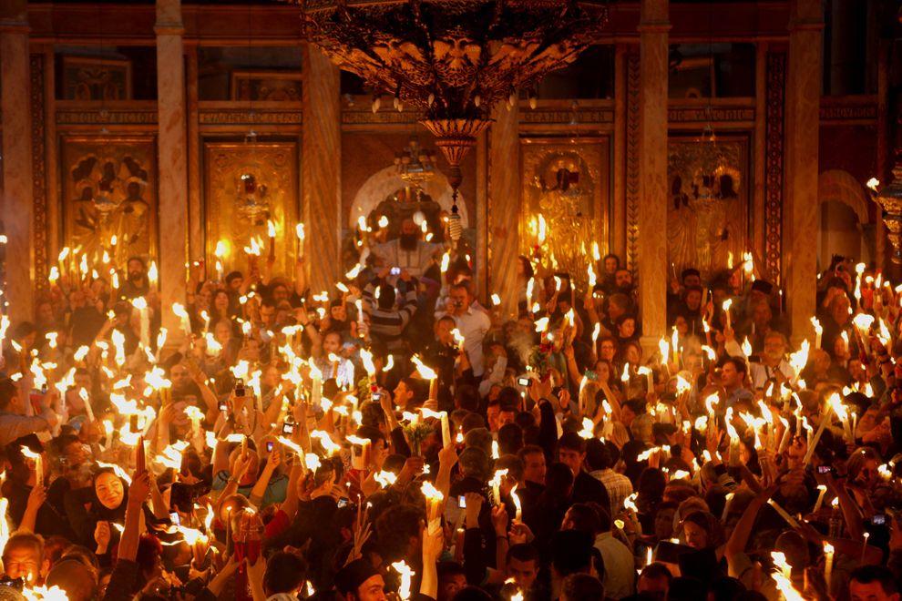 Când pică opaștele catolic și cel ortodox în anul 2020?