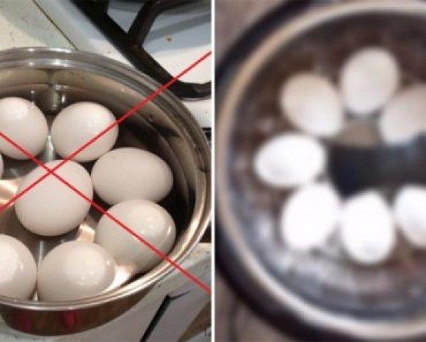 Sigur faci aceeasi greseala! Cum se fierb ouale pentru a le vopsi de Paste! Ce nu stiai!