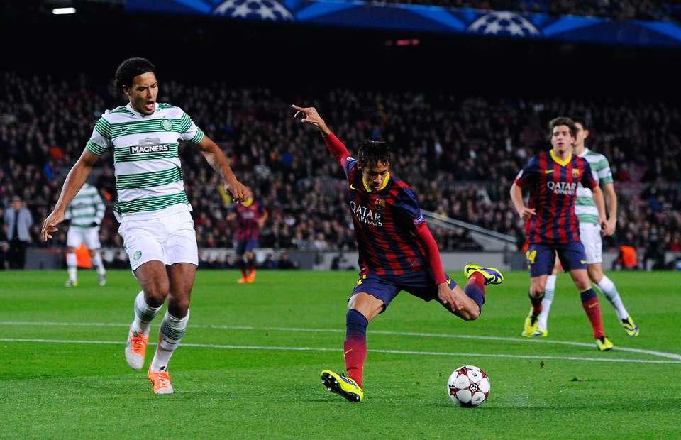 Virgil van Dijk a pierdut atunci cu 6-1, iar Messi (foto din acel joc) a fost de neoprit