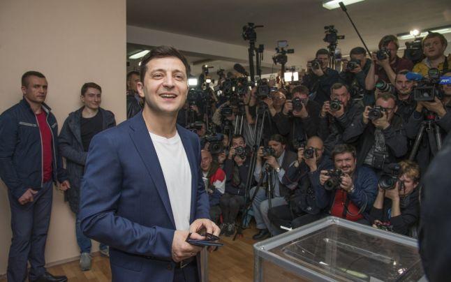 Actorul care a devenit presedinte in Ucraina! Mesajul lui Florin Calinescu si ALUZIA la Liviu Dragnea