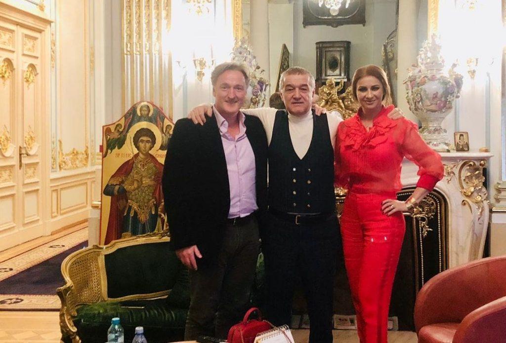 Anamaria Prodan Gigi Becali Sascha Empacher
