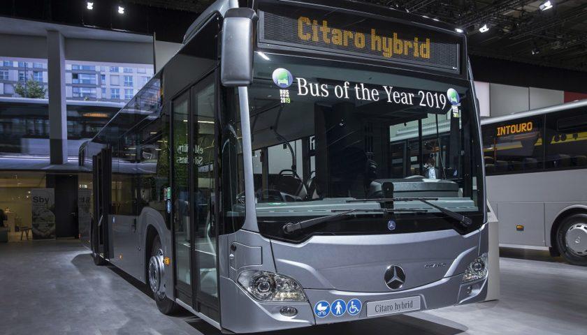 Primăria Capitalei cumpără autobuze hibrid