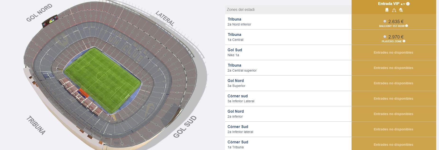 Cât costă cel mai scump bilet la Barcelona - Liverpool