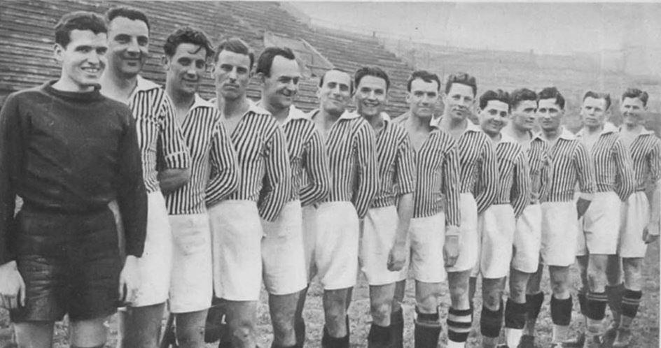 Cea mai nebună finală de Cupa României din istorie. Rapid în sezonul 1939-40