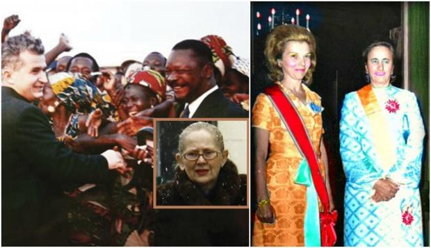 Cine este romanca pe care Ceausescu a facut-o CADOU unui CANIBAL! Ce a primit in schimb fostul presedinte FOTO