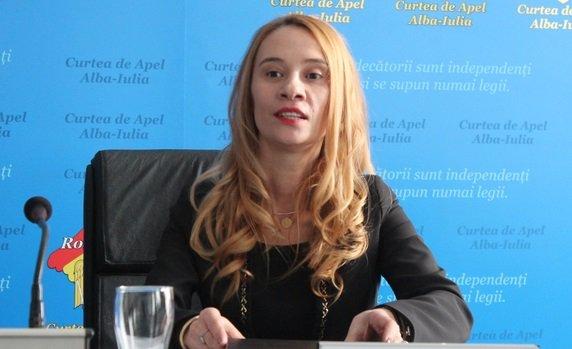 Alexandra Rus. Sursa foto:libertatea.ro