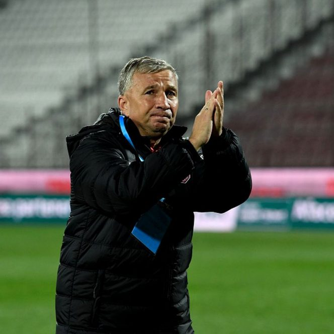 Dan Petrescu s-a intors la CFR Cluj pentru a duce echipa in grupele cupelor europene