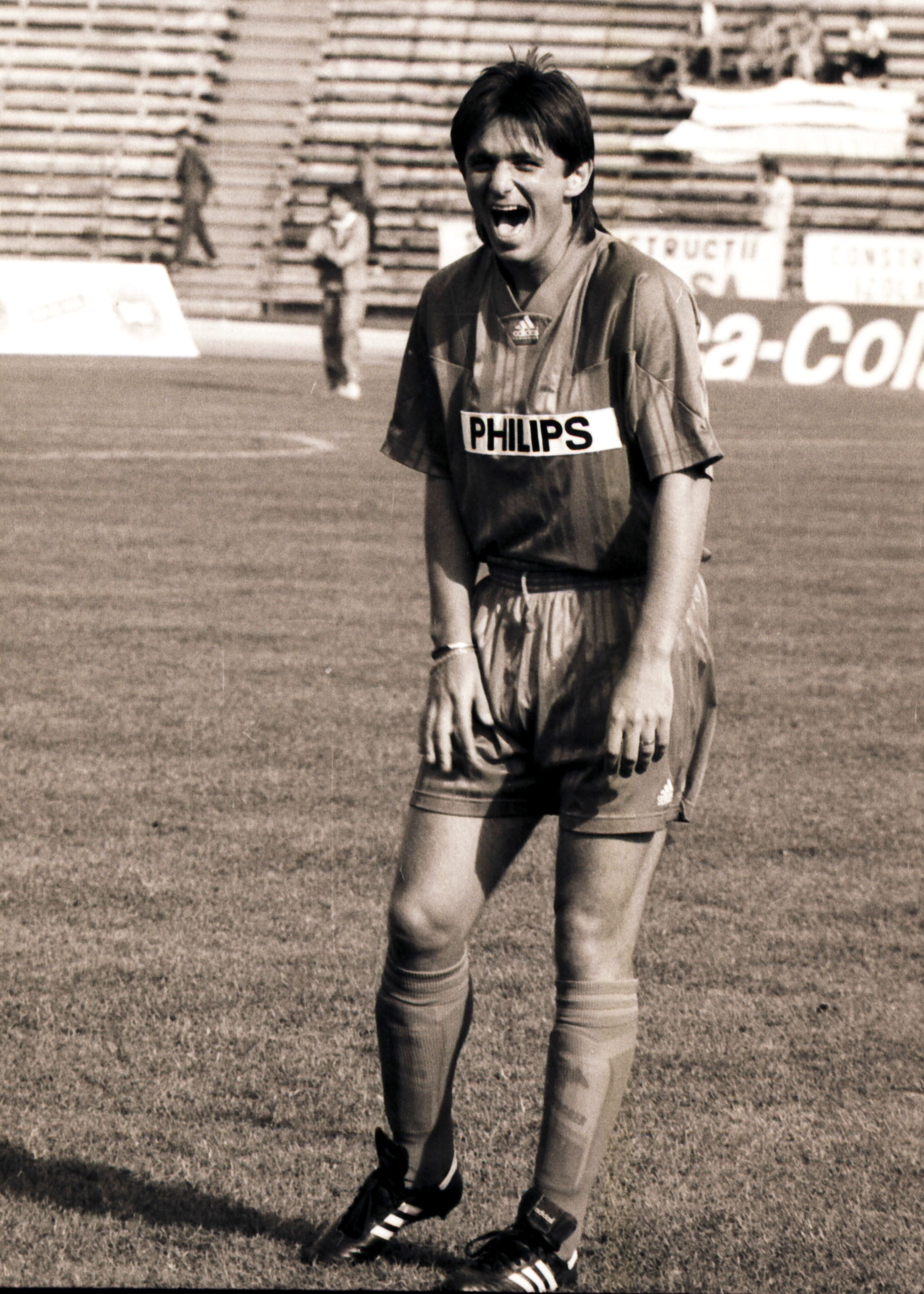 Marius Lăcătuș, în 1993