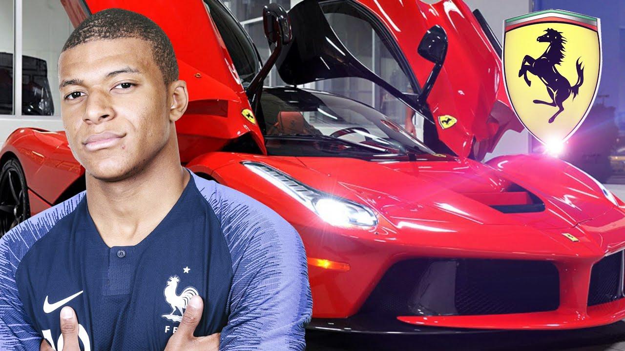 Kylian Mbappe, garaj de superstar! Maşini de peste 1,5 milioane de euro la doar 20 de ani
