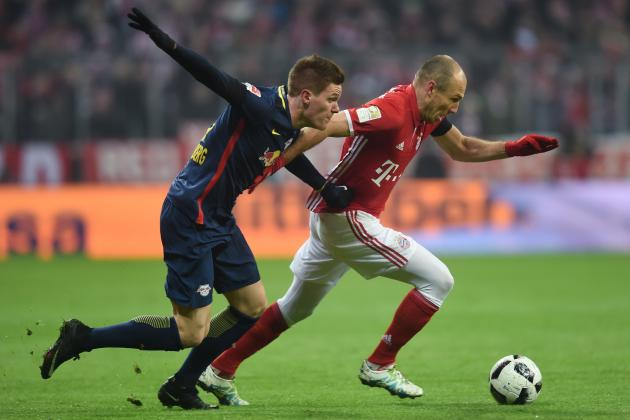 Leipzig - Bayern Munchen este ultimul meci la Bayern pentru olandezul Arjen Robben
