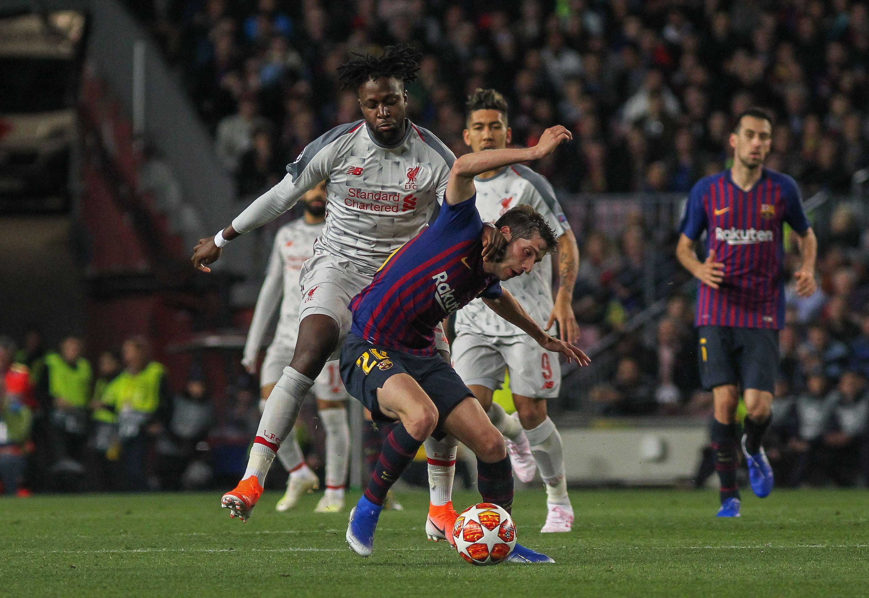 Liverpool - Barcelona se joacă în manşa retur a semifinalelor Ligii Campionilor (sursă foto: hepta.ro)